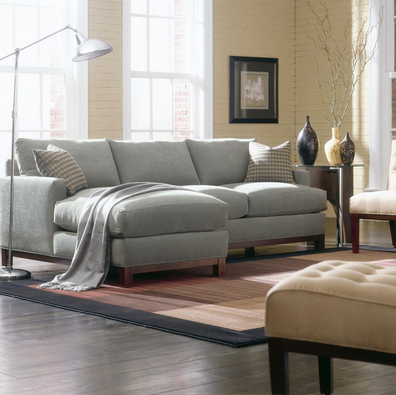 High Quality Sullivan Mini Mod Sectional Sofa