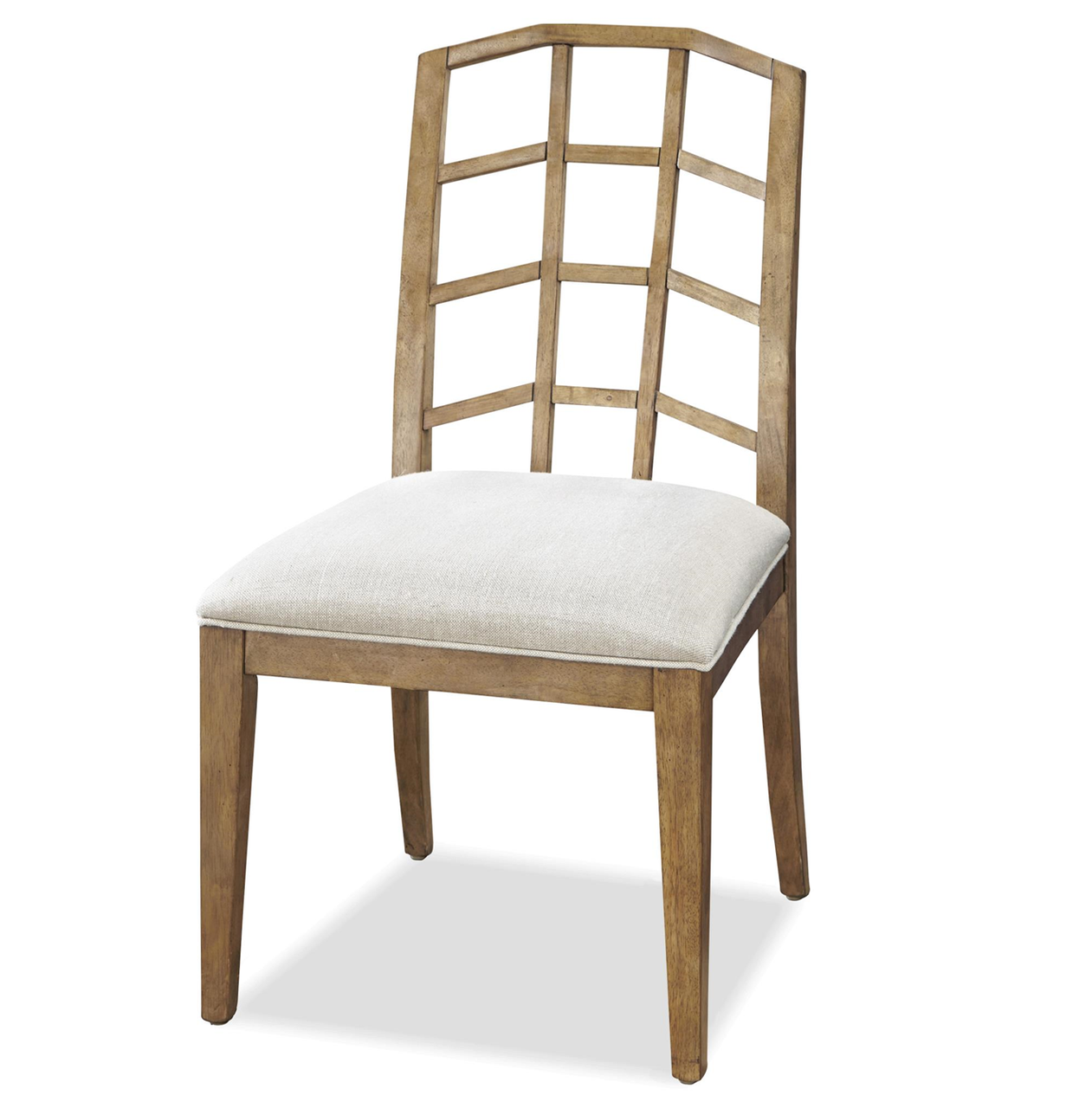 Modern french dining chair - French Modern Slip Upholstered Dining Chair