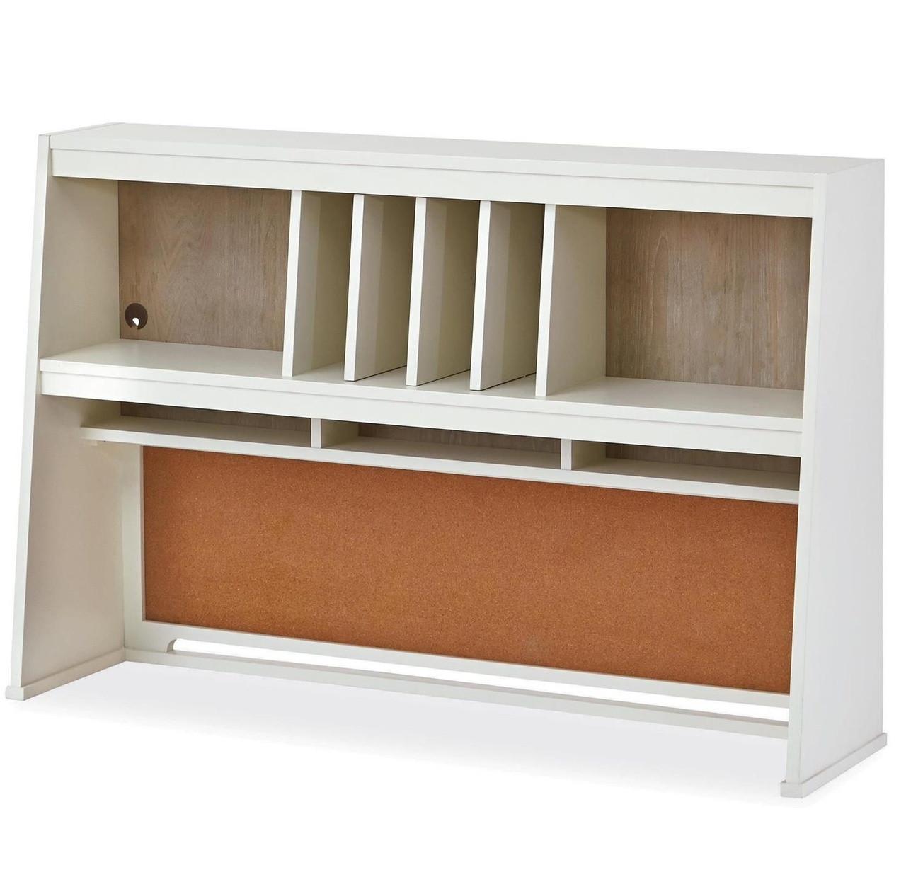 Myroom Modern Kids Desk Hutch White Zin Home