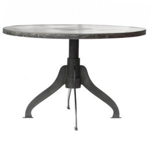 """Irondale Round Dining Table 48"""""""