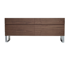 Malta cabinet with gas lift zin home for Sideboard petrol