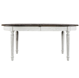 Royce Extension Dining Room Table Zin Home