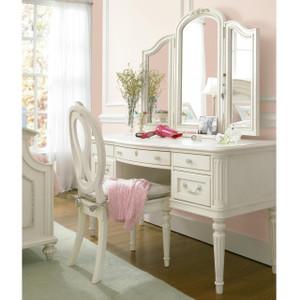 Rosalie Kids Vanity Desk - White