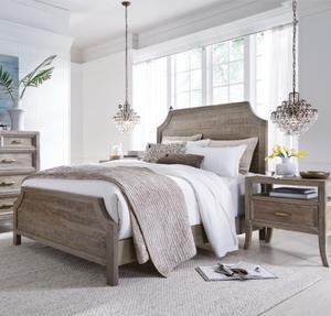 Amelie Solid Wood California King Bed Frame