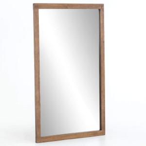 Tiller Reclaimed Wood Mirror