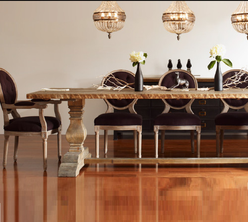 ... Reclaimed Dining Room Tables ...