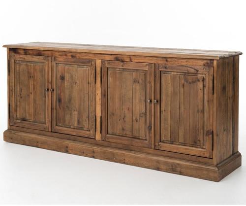 Farmhouse style Reclaimed wood buffet server