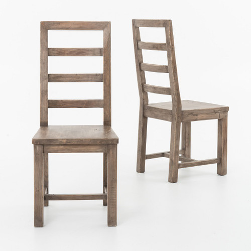 Parsons Dining Chair Sundried Ash