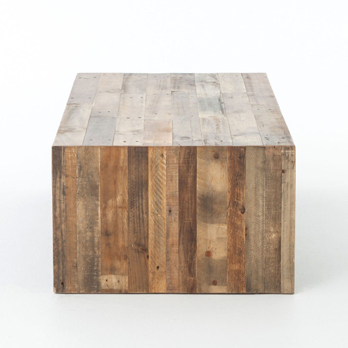 Solid Wood Coffee Tables. Angora Reclaimed Wood Coffee Table 48    Zin Home