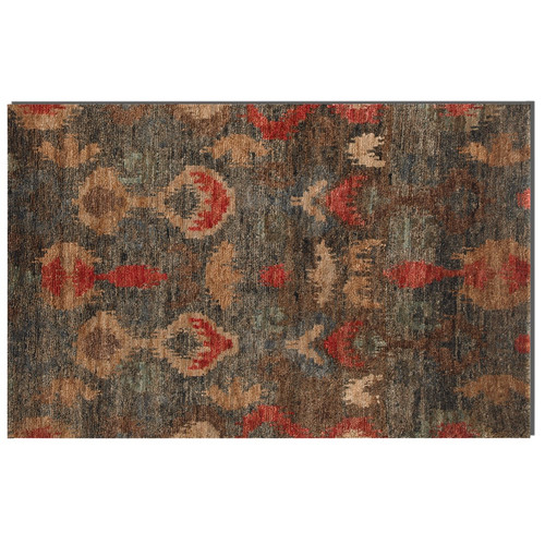 Lovely ... Ikat Area Rug