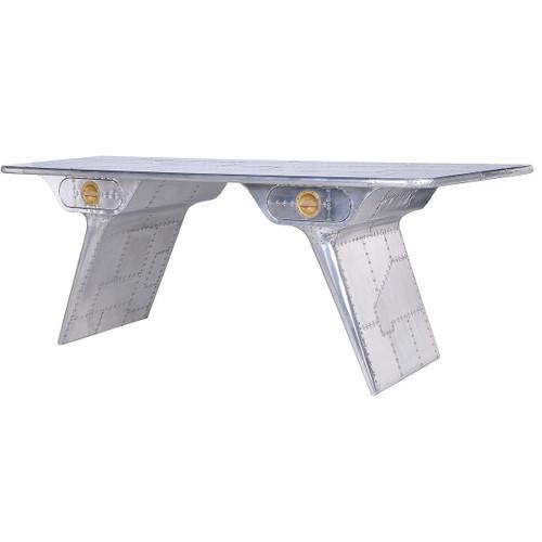 aviator double wing desk