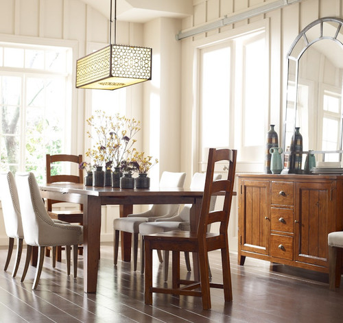 ... Coastal Dining Room Furniture Design ...