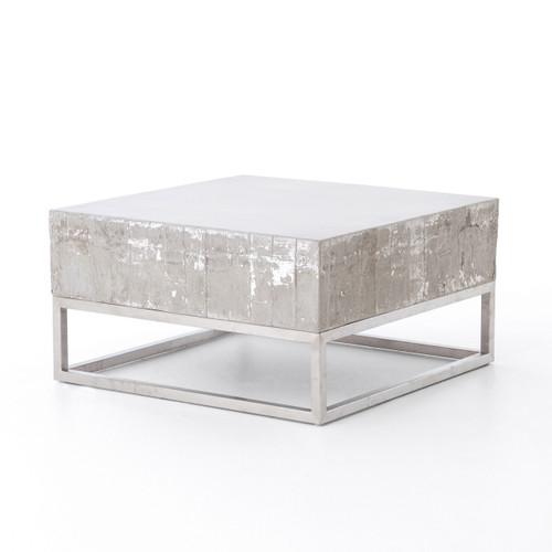 Old Coffee Table Outdoor