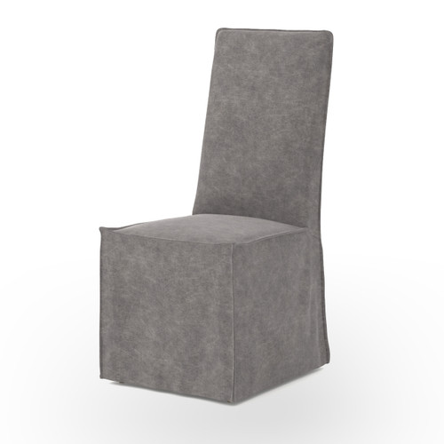 Irondale Stonewash Gray Downey Dining Chair, CIRD-G2C7-D9