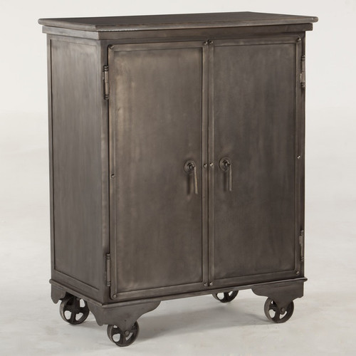 Industrial Rolling Kitchen Cart