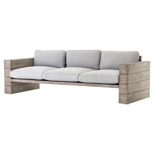 Modern outdoor furniture outdoor sofa and dining for Sofa exterior leroy