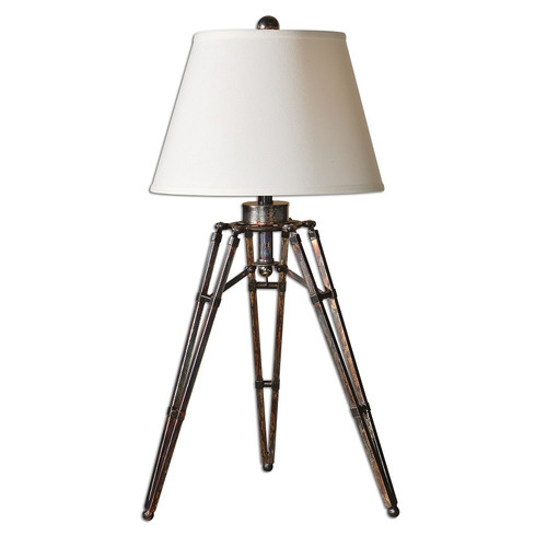Tustin Rustic Tripod Table Lamp. Uttermost Lamps On Sale