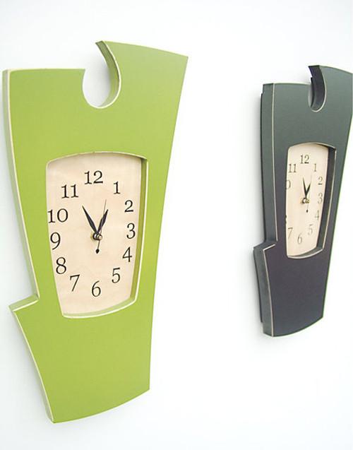 clock no 2 simon says clock dust furniture zin home. Black Bedroom Furniture Sets. Home Design Ideas