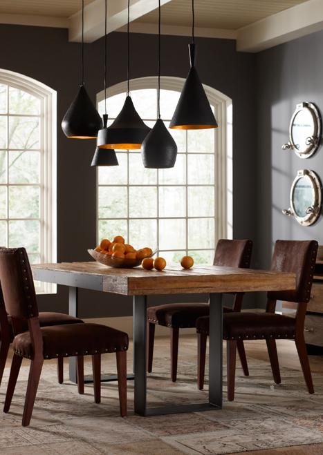 Bina Graham Industrial Reclaimed Wood 84  Dining Table. Bina Graham Industrial 84  Dining Table   Zin Home