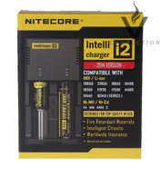 Nitecore I2 Intellicharger Universal Battery Charger