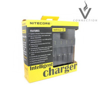 Nitecore I4 Intellicharger Universal Battery Charger