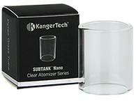 KangerTech Subtank Nano Pyrex Glass Replacement Tube