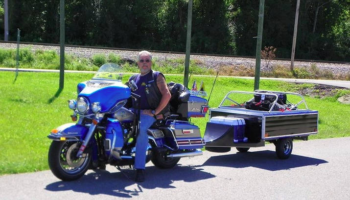 Extend The Use Of Your Motorcycle With A Motorcycle Camper