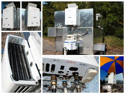 Cash Calf Water Heater