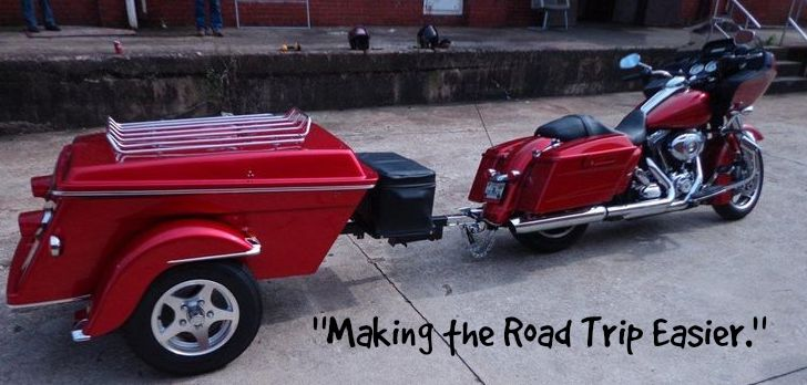 Motorcyle Trailer Packing Tips The Usa Trailer Store