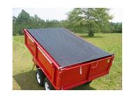 Eclipse Dump Truck Tarp System - 5' x 8'