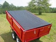 "Eclipse Dump Truck Tarp System - 6' 8"" x 18'"