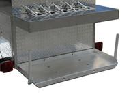 Big Cart - Rear Cooler Rack