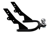 Liberty One Black Motorcycle Trailer Hitch