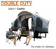 Double Duty Utility Motorcycle Camper Trailer