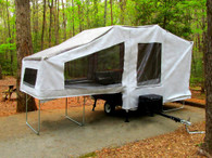 Solace Motorcycle Camper Trailer