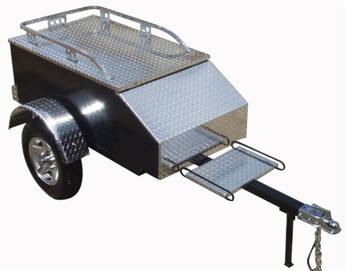 Lumina XL Motorcycle Trailer