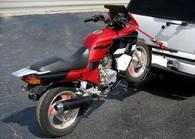 Dandy Motorcycle Hauler