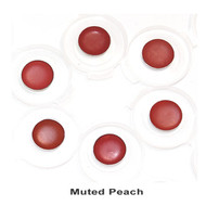 Natural Lipstick Sample Packs- Peach & Rust