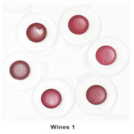 Natural Lipstick Sample Packs- Wines