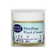 Wild Sage Healing Foot Cream