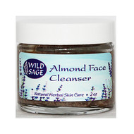 Wild Sage Almond Face Cleanser
