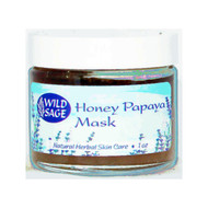 Wild Sage Honey Papaya Mask