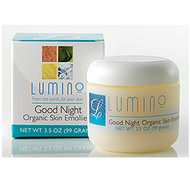 Lumino Good Night Organic Skin Restorative Emollient
