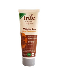 True Natural Medium Tan Self Tanning Lotion
