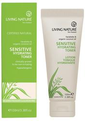 Living Nature Sensitive Hydrating Toner