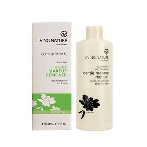 Living Nature Gentle Makeup Remover