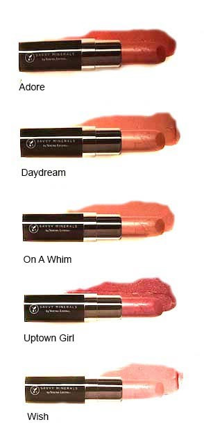 Savvy Minerals by Young Living Lipstick