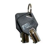Cobra Key Cabinet Barrel Key