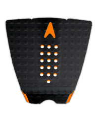 ASTRODECK 984 New Makua Tail Pad Black Orange