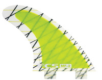 FCS Fins MF 2 Mick Fanning Signature Performance Core Fins Medium